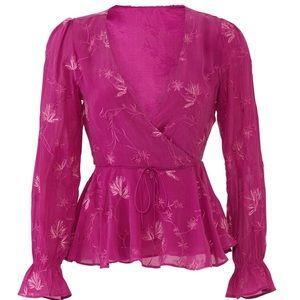 Cleobella Charmer blouse